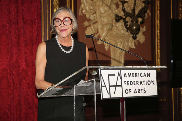 NEW YORK, NY - NOVEMBER 01:  Alice Walton attends American Federation of Arts Gala & Cultural Leadership Awards 2016 at Metropolitan Club on November 1, 2016 in New York City.  (Photo by Sylvain Gaboury/Patrick McMullan via Getty Images)