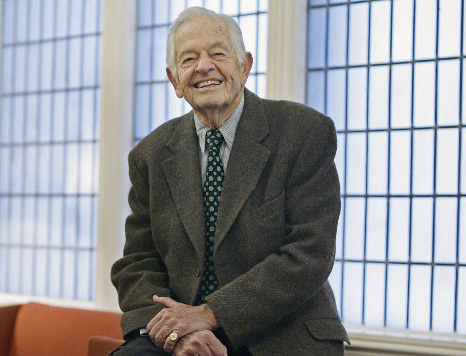Dr. T. Berry Brazelton was widely praised for eval u ating infants' physical and neurological responses. Photo: M. SPENCER GREEN, Associated Press
