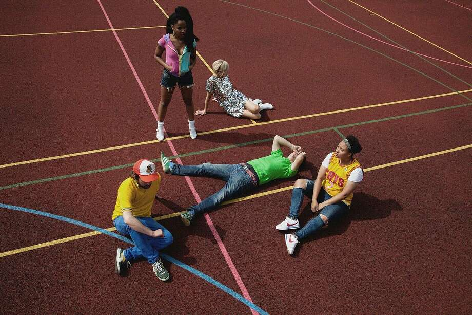 """The Go! Team's new album """"Semicircle"""" includes everything from marching bands to Morse code. Photo: Annick Wolfers"""
