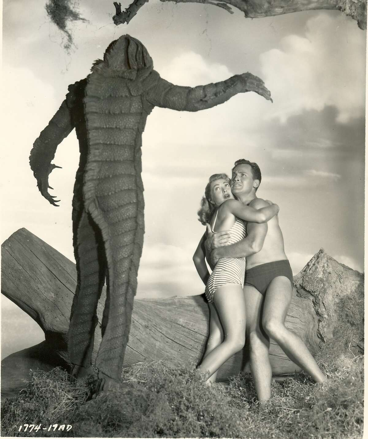 """After the Giants play the Brewers on Saturday, """"The Creature From the Black Lagoon"""" will be shown on on the jumbo ballpark screen during the second annual Creature Feature Night at AT&T Park. Bring a blanket and watch from the outfield."""