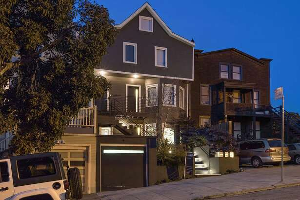 3758 21st St. in Dolores Heights is a two-bedroom, two-bathroom condo available for $1.149 million.