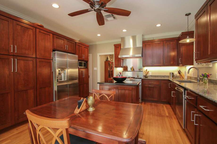 Abbott Contracting executed this kitchen remodel.