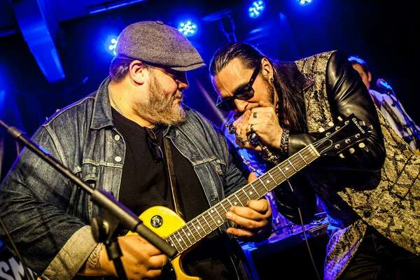 Chicago blues guitarist Nick Moss and his Nick Moss Band featuring New Jersey blues harp player Dennis Gruenling are headed to Hartford.