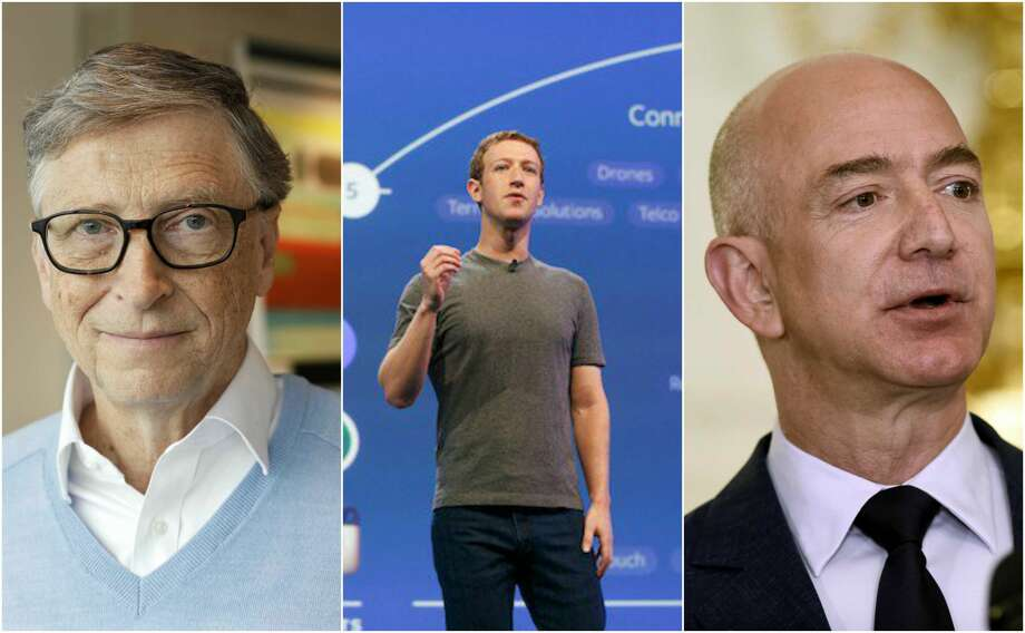 The world's richest billionairesForbes released its 2018 list of the world's richest billionaires, some of whom Americans are pretty familiar with.Scroll ahead to see who made the list.  Photo: Getty