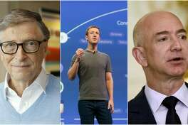 The world's richest billionaires Forbes released its 2018 list of the world's richest billionaires, some of whom Americans are pretty familiar with.  Scroll ahead to see who made the list.
