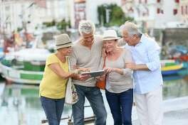 The number of opportunities for travel, travel groups, and businesses and organizations that are catering to senior citizens' travels has grown in the past few years