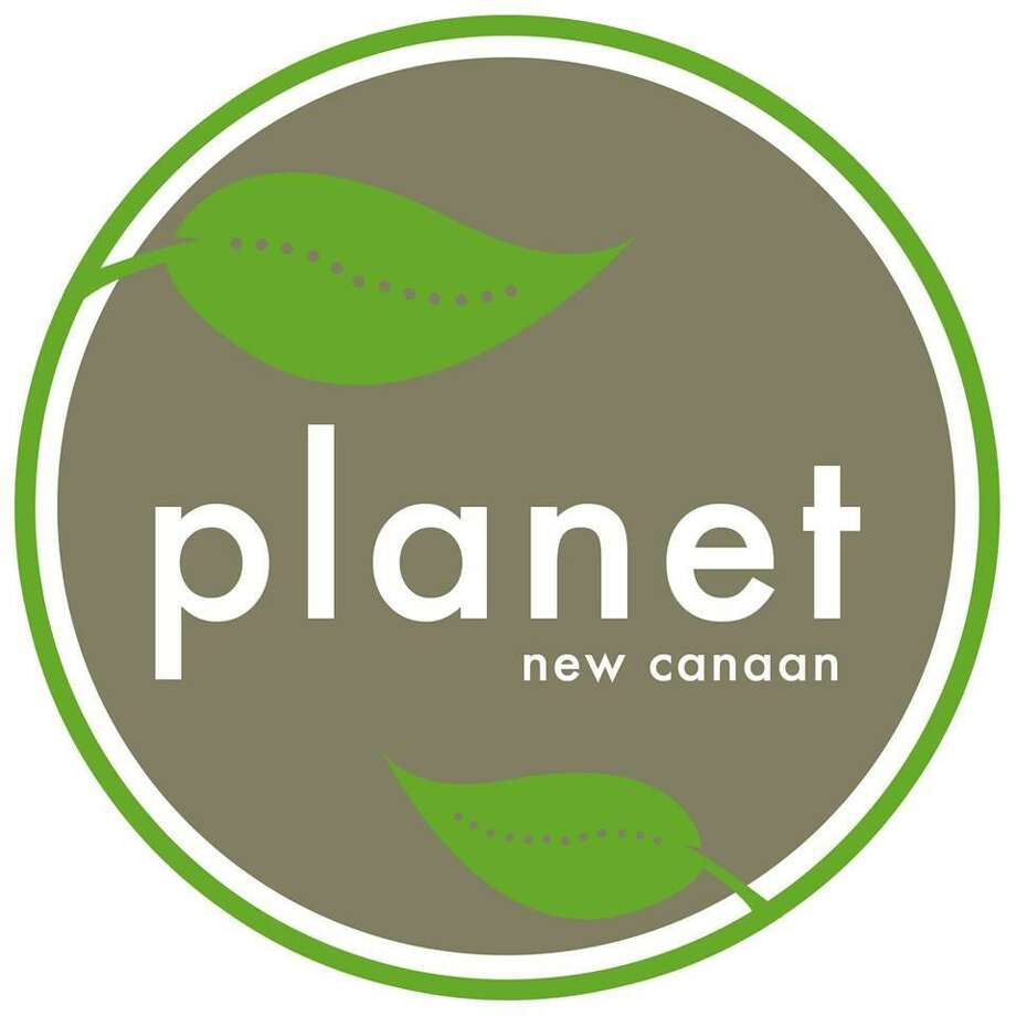 Planet New Canaan logo from their Facebook page. Photo: Contributed Photo / Contributed Photo / New Canaan News contributed