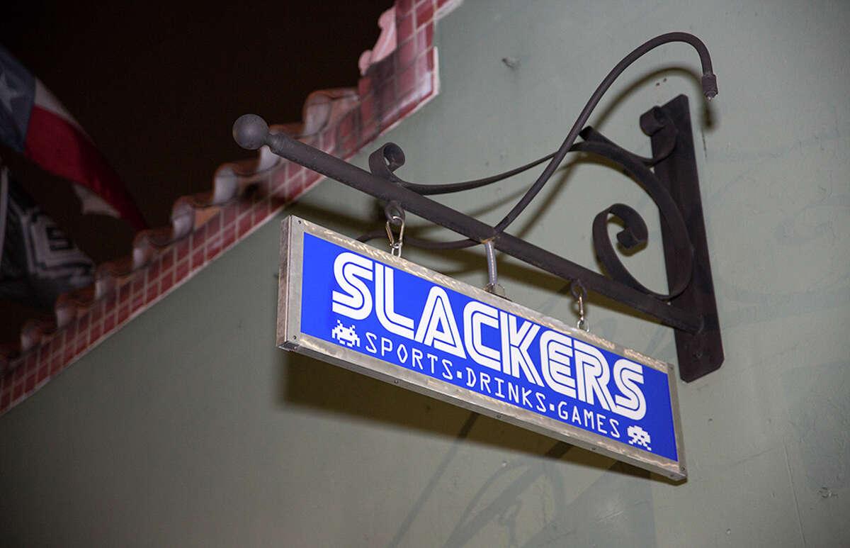 Slacker's | All locations (210) 845-2603  Slacker's Facebook