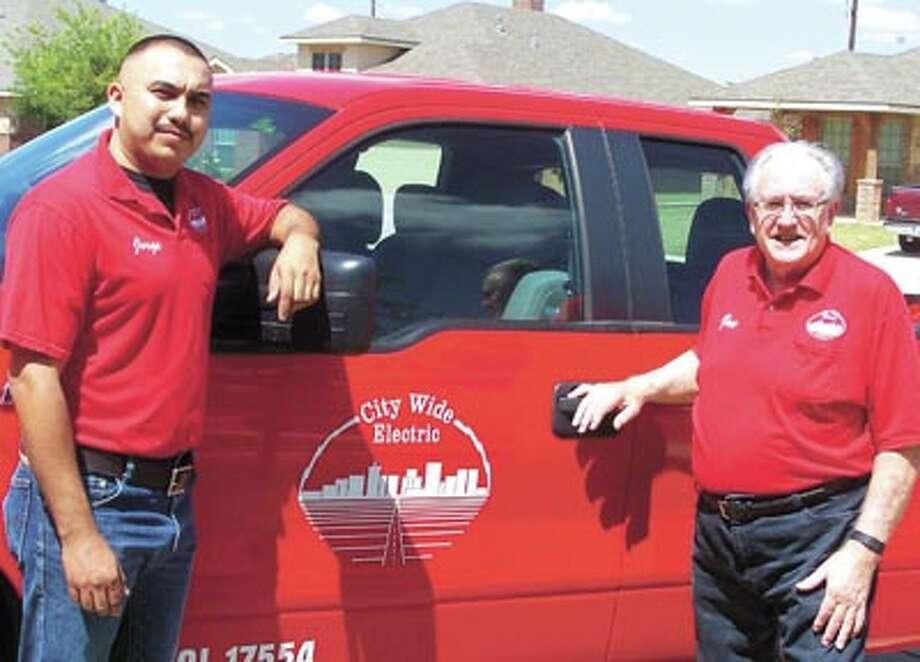 For electrical work of any kind call Joe Fussell or Jorge Mendoza at 697-6456. Photo: Paul Wiseman