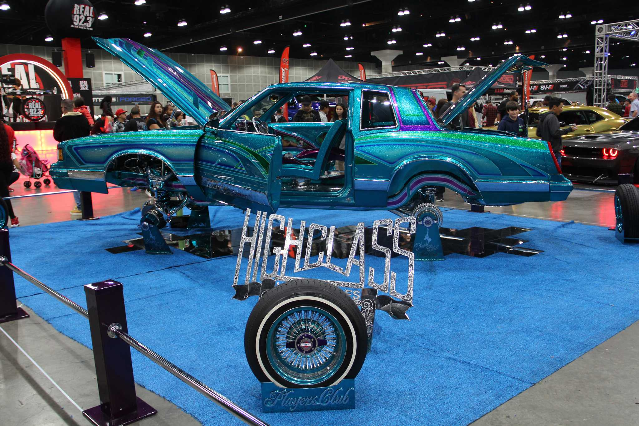 Heidi's Customs & Classics: DUB billed as the nation's largest custom car show tour
