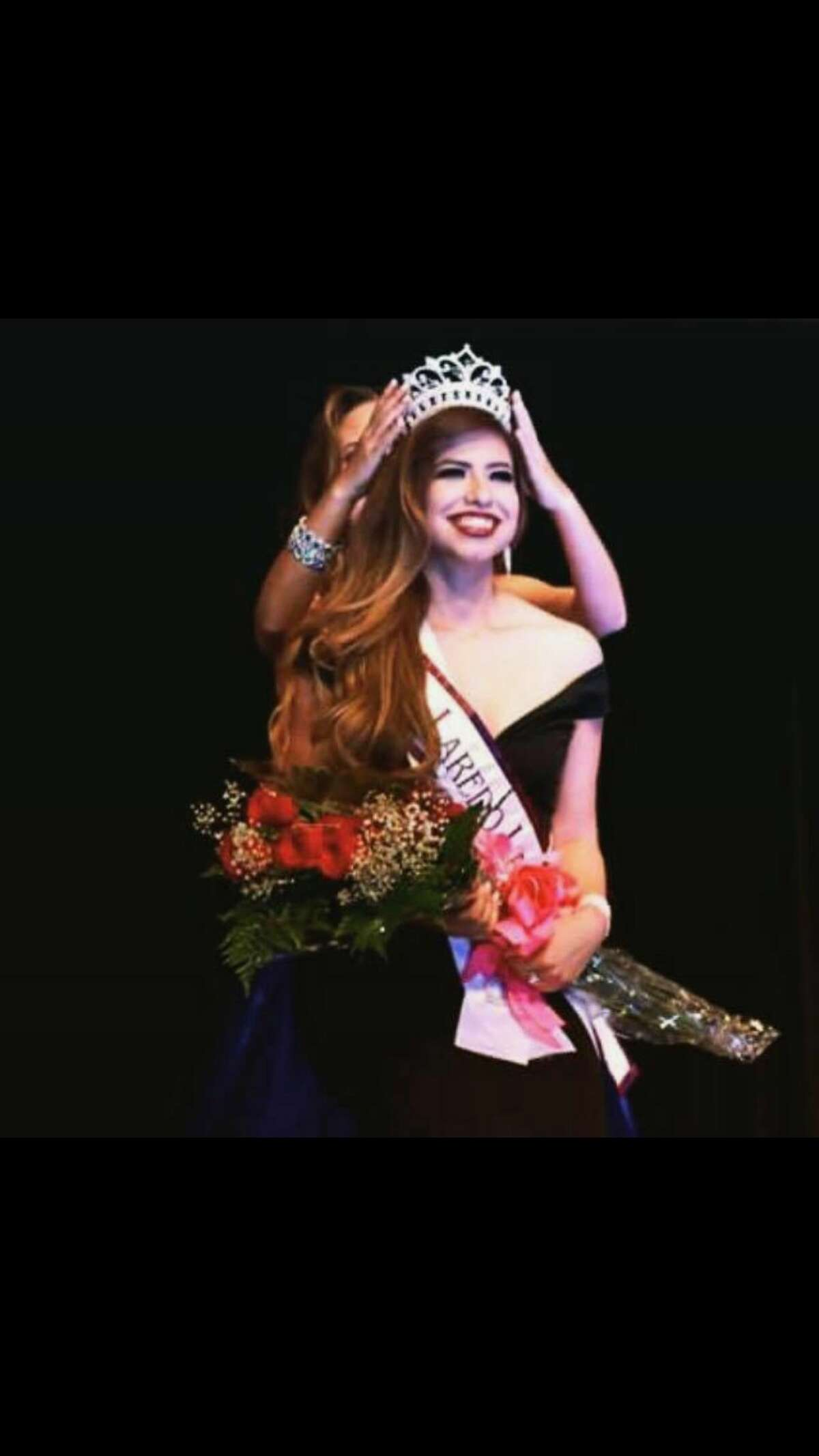 Kennya Navarro, who was crowned Miss Laredo Latina in 2017, is off to compete for the prestigious title of Miss Texas Latina this weekend.