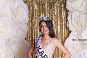 Karen Tarango  Miss Teen Laredo Latina 2016