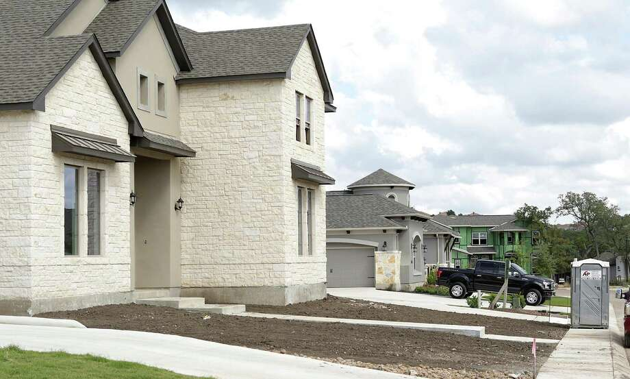 There is a lawsuit being heard that involves a home valuation software system and intellectural property. Amrock Inc., is appealing after a jury sided with a real estate analytics firm HouseCanary in a breach of contract case. Photo: Bob Owen /San Antonio Express-News / ©2016 San Antonio Express-News