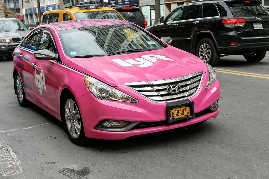 Lyft sent out invitations to people who want to pay for rides with a monthly fee. Photo: Roman Tiraspolsky, TNS