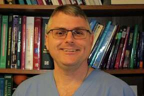 Paul Penfold has worked at Caseville Family Medicine for 18 years.