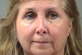 Julie Foster, 58, is accused of causing bodily injury to a disabled person.