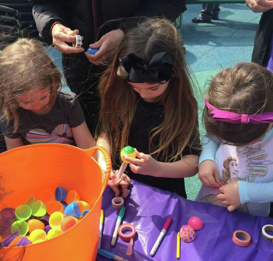 """Stepping Stones Museum for Children will have its annual """"Egg-straordinary Egg-stravaganza"""" in Norwalk on March 31. Photo: Stepping Stones Museum For Children / Contributed Photo"""