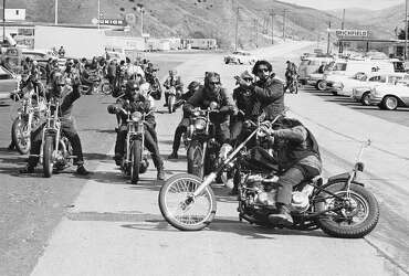 PHOTOS: The infamous Hells Angels motorcycle club turns 70 years old