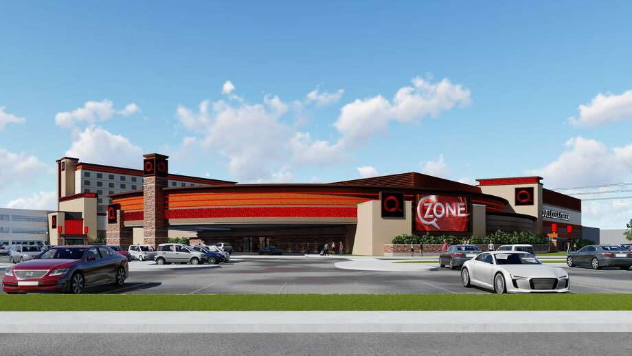 An artist's rendering of the new Quil Ceda Creek Casino currently being built in Tulalip. The new resort is scheduled to open by spring 2019. Photo: Courtesy Tulalip Tribes