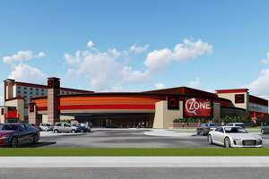 An artist's rendering of the new Quil Ceda Creek Casino currently being built in Tulalip. The new resort is scheduled to open by spring 2019.