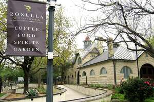 The new Rosella at The Garden restaurant and bar occupies the Sullivan Carriage House at the San Antonio Botanical Garden.