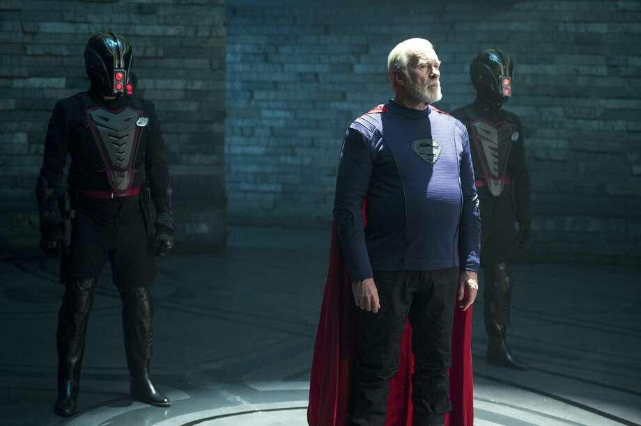 "Ian McElhinney plays Val-El in the pilot episode of ""Krypton."" Photo: Syfy / Steffan Hill/Syfy / 2017 Syfy Media, LLC"