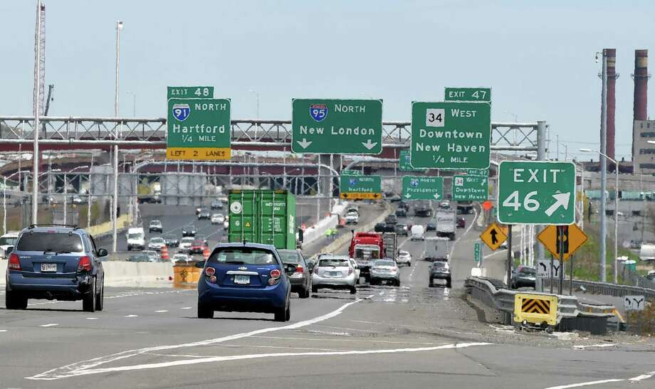 A new report by TRIP has detailed the most structurally deficient bridges in New Haven County. Scores are given on a 0-9 scale, with scores of 4 or below indicating poor condition. Click through to see the 10 most structurally deficient bridges in New Haven County... Photo: Peter Hvizdak / Hearst Connecticut Media File Photo / ©2016 Peter Hvizdak