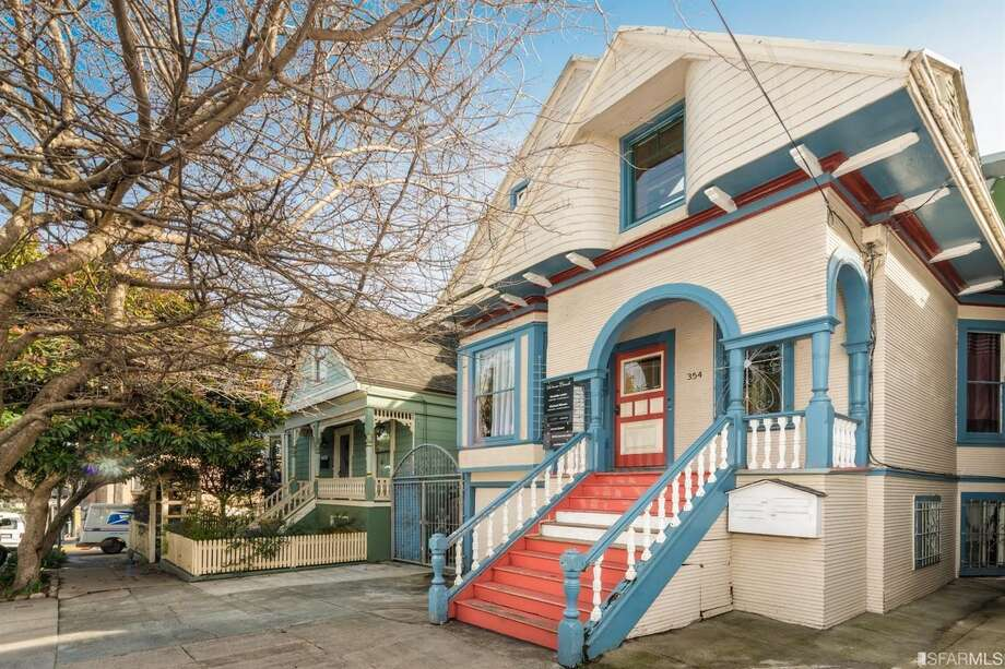 Here's a Bernal Heights home listed for $1.098M: but be aware of tenants' rights if you want to be its new owner. Photo: Listed By Danielle Lazier • Compass • BRE #01340326 Listed By Michael Minson • Keller Williams San Francisco • BRE #01921338