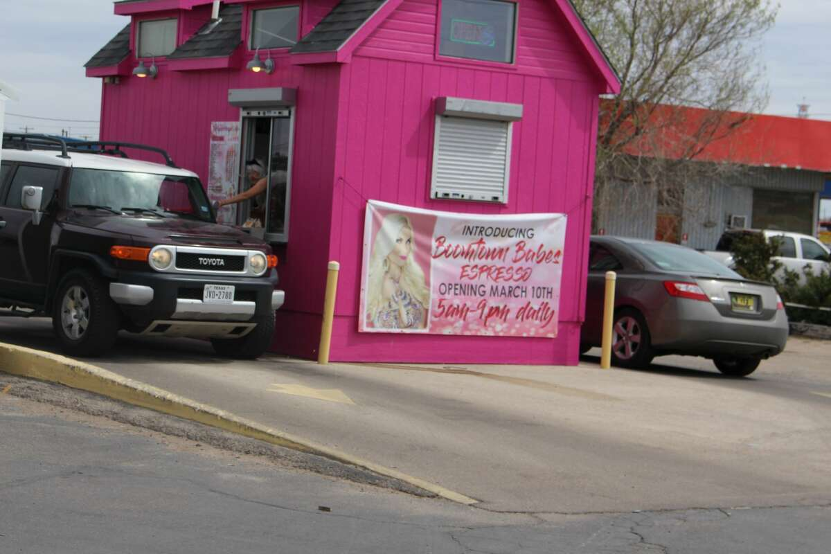 Boomtown Babes Espresso opened March 10 in Odessa.
