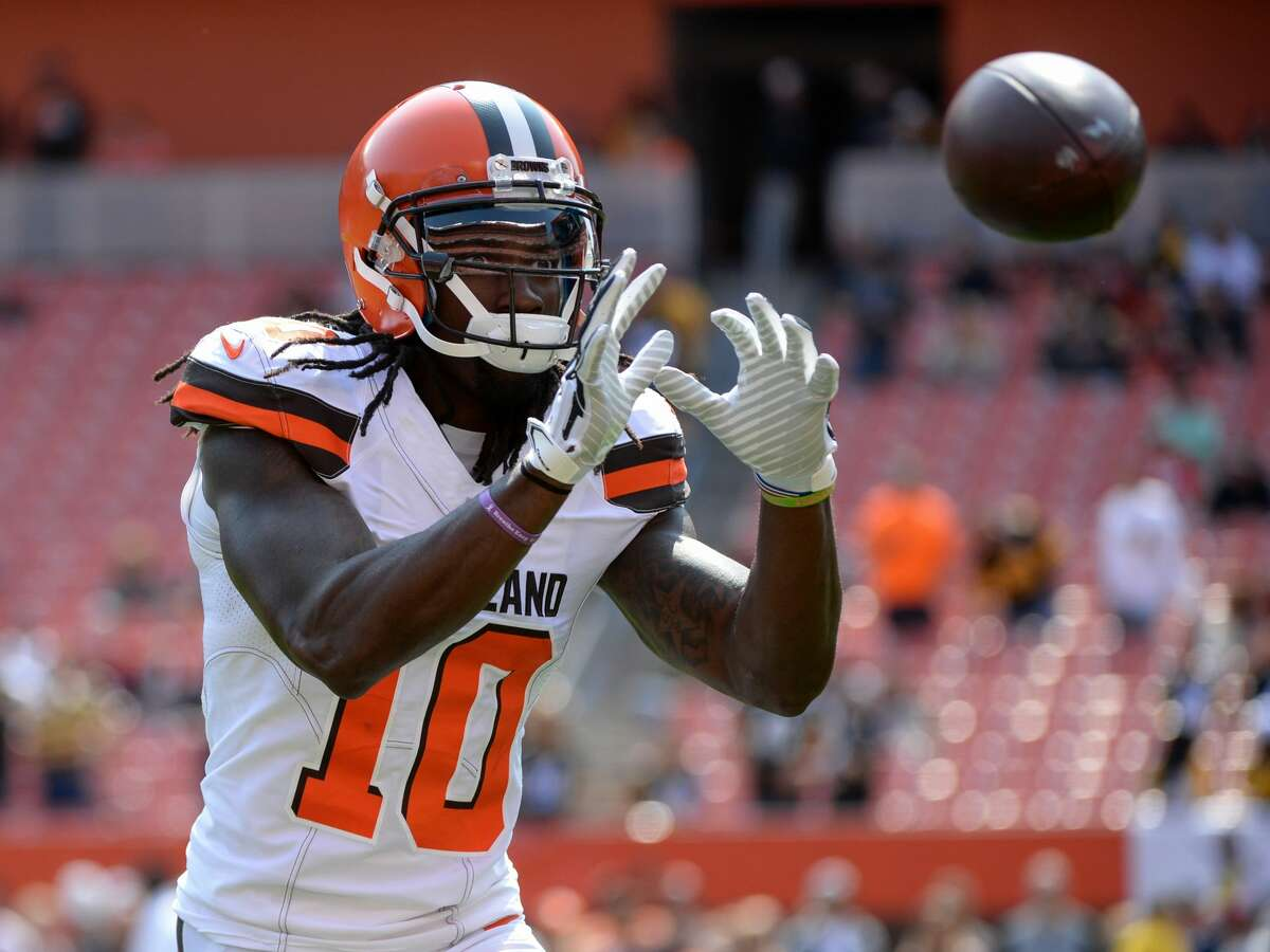 Texans awarded receiver Sammie Coates off waivers