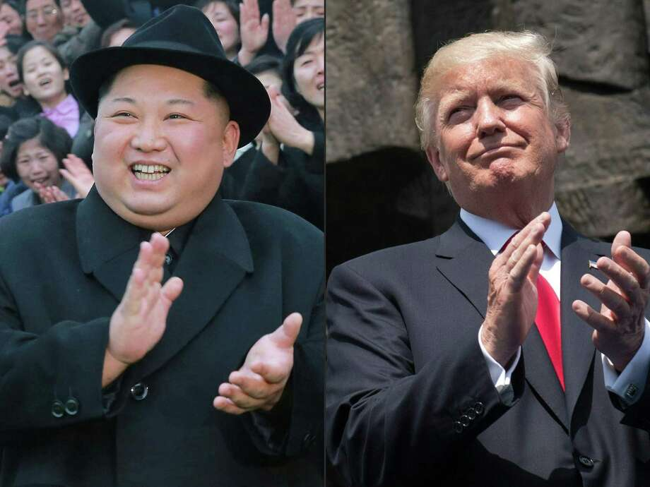 """What are the """"promises"""" North Korea would keep to guarantee a meeting between Kim Jong Un and President Donald Trump? Photo: Saul Loeb /AFP / Getty Images / AFP"""