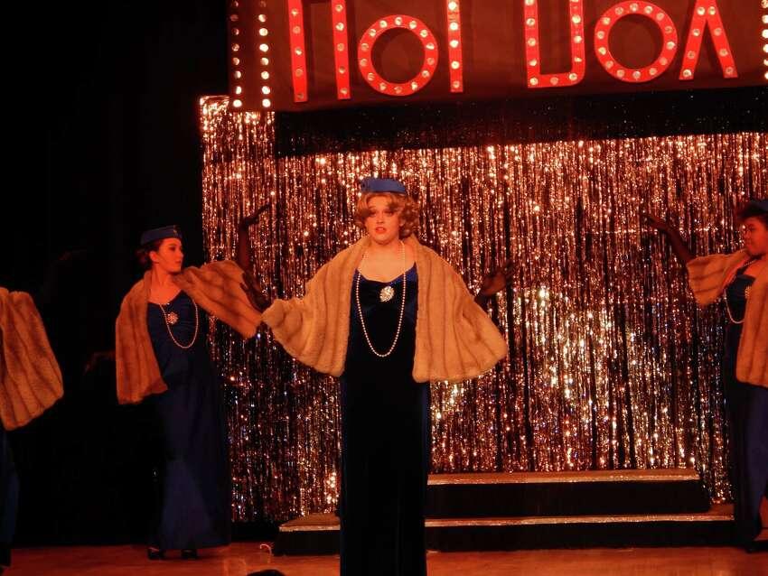 Dress rehearsal photos from Mohonasen High School's production of
