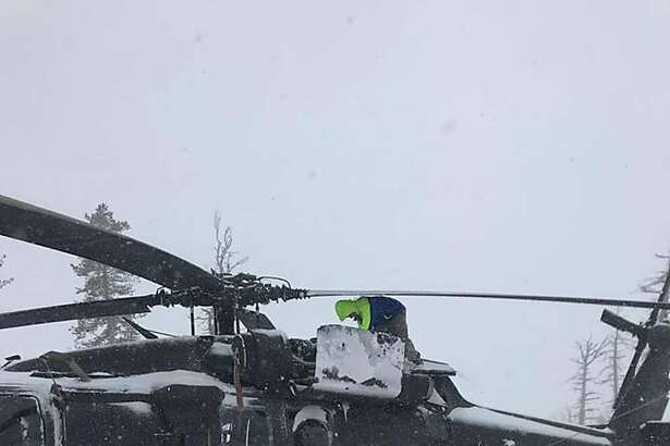A Richmond man went missing from Bear Valley Mountain Resort Wednesday night and remains missing as search conditions are hazardous due to avalanche danger.