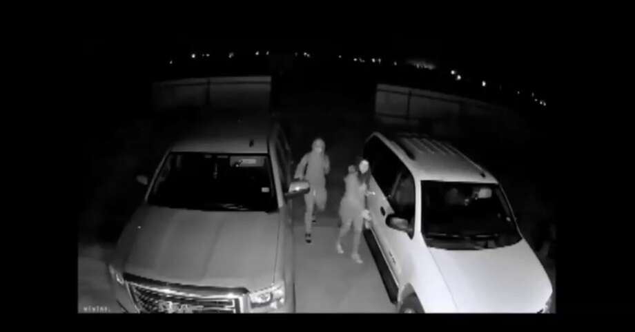 Midland County Sheriff's office and Midland Crime Stoppers need your help on a burglary of a vehicle. Between Jan. 22 through Feb. 18, several vehicles were broken into in the 5000 block of West County Road 116. Thousands of dollars in stolen property have been reported from these burglaries. Photo: Midland Crime Stoppers