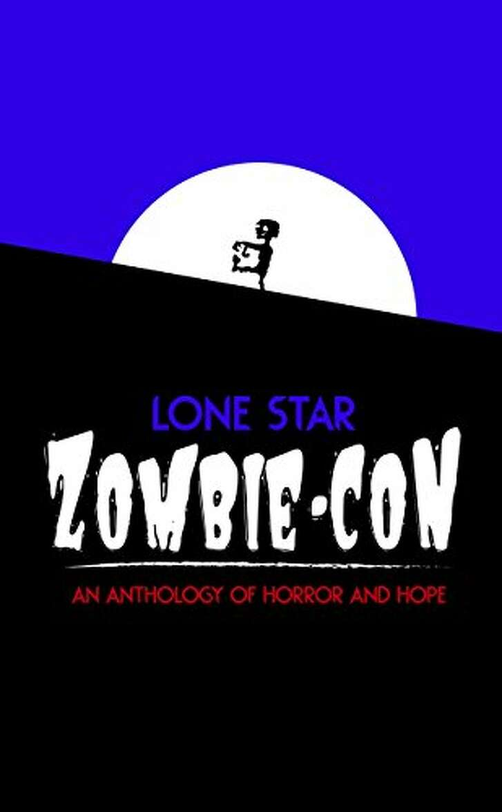 """""""Lone Star Zombie-Con: An Anthology of Horror and Hope"""" is a compilation of short stories about zombies. The book by Texas and Oklahoma authors is also a benefit for Hurricane Harvey victims."""