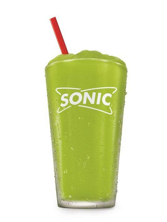 If you're in dire need of something sweet and green this summer, Sonic will be selling a pickle juice-flavored slush in June.Chances are, the pickle juice slush won't last. Check out other fast foods that haven't made the cut. Photo: Sonic