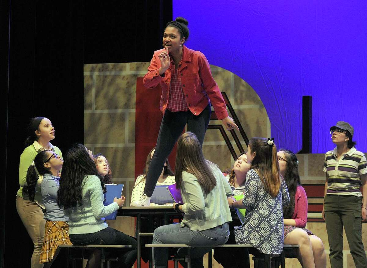 Danbury High School Productions is presenting Disney's