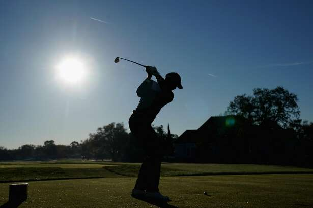 ORLANDO, FL - MARCH 16:  Henrik Stenson of Sweden plays his shot from the 11th tee during the second round at the Arnold Palmer Invitational Presented By MasterCard at Bay Hill Club and Lodge on March 16, 2018 in Orlando, Florida.  (Photo by Sam Greenwood/Getty Images)