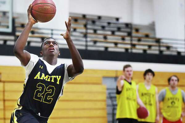Tyler Thomas and Amity will face Immaculate in the Division II championship game on Saturday.