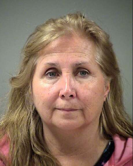 Julie Foster, 58, is accused of causing bodily injury to a disabled person. Photo: Courtesy, Bexar County Sheriff's Office