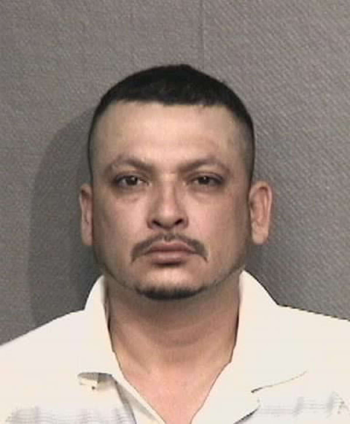 Hector Genaro Monteswas arrested in February 2018 on a third charge of DWI.