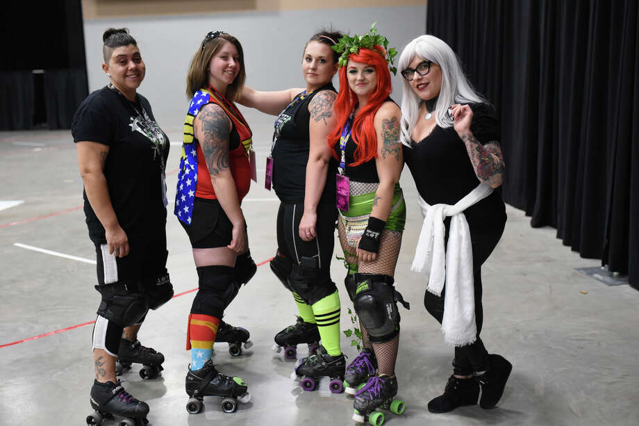 Permian Basin Comic Con March 16, 2018 at Horseshoe Pavillion. James Durbin/Reporter-Telegram Photo: James Durbin
