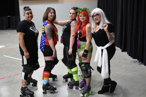 Permian Basin Comic Con March 16, 2018 at Horseshoe Pavillion. James Durbin/Reporter-Telegram