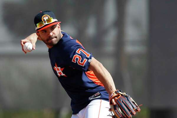 Jose Altuve is one of two Astros to be selected the Most Valuable Player, joining Hall of Famer Jeff Bagwell, who won the award in 1994.