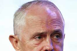 Malcolm Turnbull, Australia's prime minister, in Sydney on March 7, 2018.