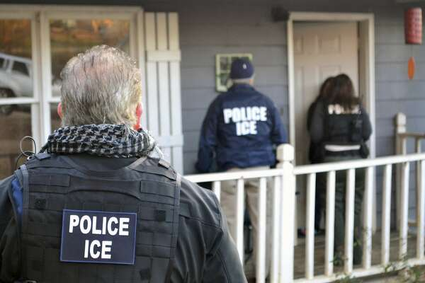 Fake ICE flyers say homes can be searched without a warrant