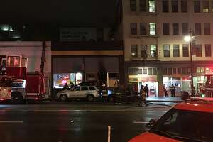 One person died in a fire�on 6th Street�early Saturday morning.