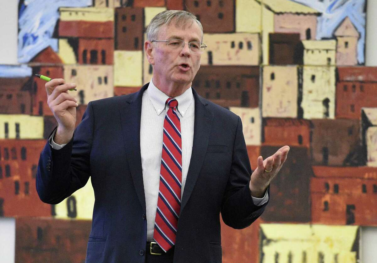 Connecticut State Department of Transportation Commissioner James Redeker. Norwalk-area residents and commuters are invited to weigh in on transportation issues during a forum hosted by several local state lawmakers at City Hall on Wednesday evening.