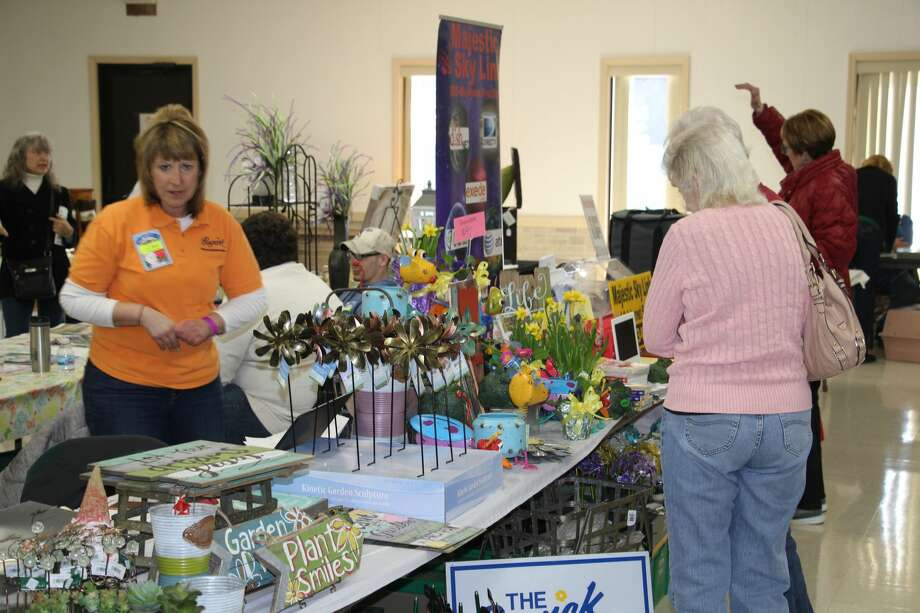 Yard and Garden Expo in Bad Axe Photo: Seth Stapleton/Huron Daily Tribune