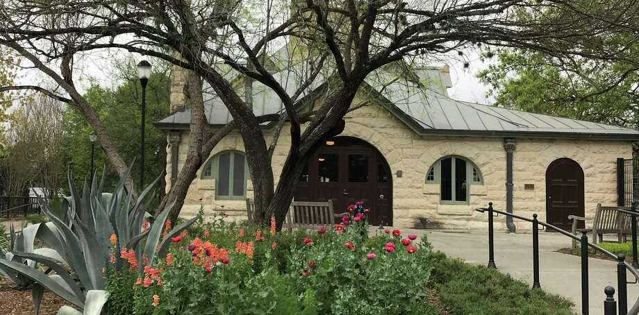 Jason Dady's new restaurants, Jardín, is set to open this week inside the Sullivan Carriage House at the San Antonio Botanical Garden. Photo: Emily Spicer /Staff File Photo